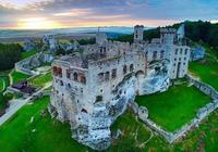 《巫師》電視劇正在波蘭拍攝 巫師城堡原型或曝光
