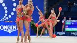 意大利佩薩羅市藝術體操世界錦標賽精選圖集
