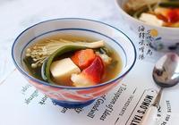 海鮮味噌湯的做法