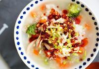 家常美食粥:雞肉培根蔬菜粥做法推薦