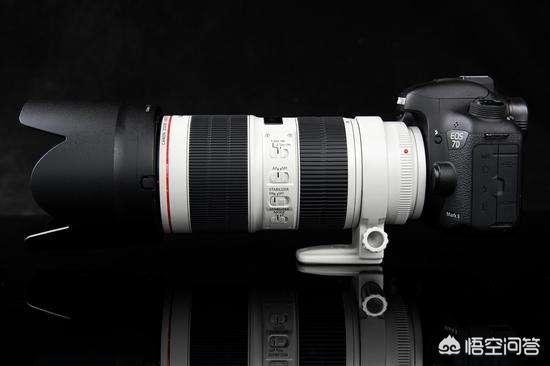 佳能70-200mm F4 IS II與F2.8 IS II該如何選擇?
