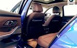 實拍 全新BMW 3系Li