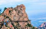 蒙山懸崖遊記