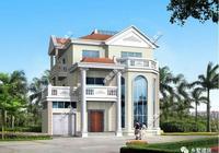 農村老家的三層別墅,帶裝修一起花了75萬!比城裡買房划算!