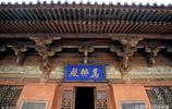 """五代時期的京城寶剎,平遙鎮國寺,被稱為""""千年瑰寶"""""""