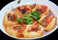 客家菜北方人也愛吃,加了大蝦這道南方菜更鮮美了