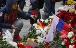 聖彼得堡:悼念逝者