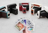 LOMO推出新款摺疊式拍立得相機Instant Square
