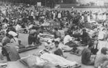 1976年唐山大地震現場照