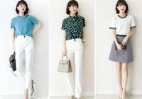 適合優雅女人借鑑的簡約穿搭,夏季也可以時髦精緻,穿出高級美