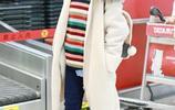 林依晨你確定有36歲了嗎?雙肩揹包+雪地靴,少女感十足!