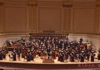 傳播中華傳統文化,武音大型編鐘與中國民族管絃樂音樂會在美國上演