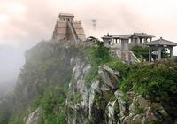 我國最不應該被忽視的山,比肩泰山,名氣卻不如黃山