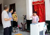 渭南市委常委、縣委書記郭志英到莊裡試驗區調研脫貧攻堅工作