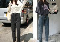 腿粗女生適合這4條褲子!不僅時髦還特好看,千萬不要錯過~