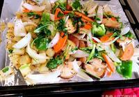 別再去外面擼串了,在家用這個醬烤牛仔骨配蔬菜不是一般的好吃!
