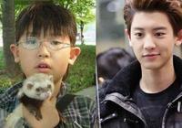 韓星童年照曝光,樸燦烈肥頭大耳,張根碩美過女孩!
