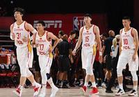 中國男籃被虐41分!王哲林周琦與渡邊雄太的差距有多大?