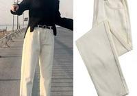 白色褲子很適合春夏季節,有哪些日常搭配實用又時尚?