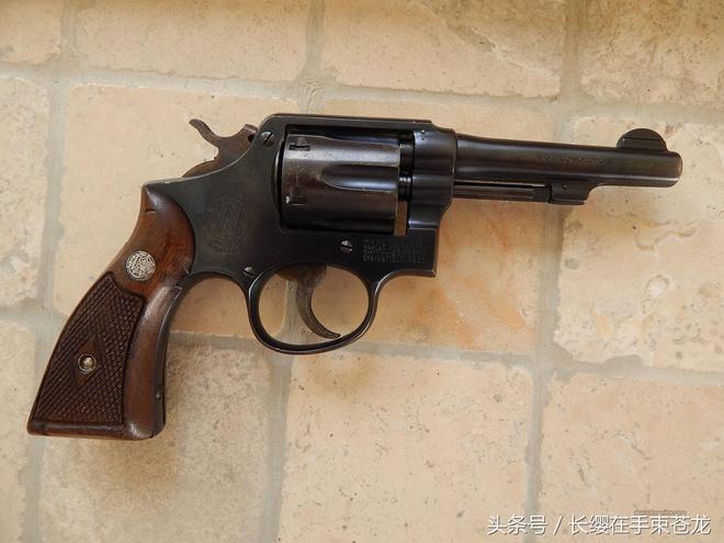 香港警匪片出鏡率最高的手槍 點三八左輪手槍