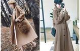 大衣穿得好能把男神都撩倒,氣質女神的秋冬必備大衣你有了嗎?