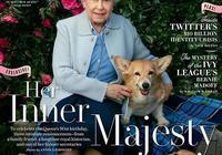 """92歲伊麗莎白女王第一次登雜誌封面,她的""""短腿侍衛""""圈粉無數"""