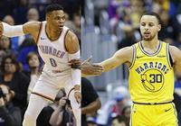 NBA:勇士力挫奇才,庫裡38分;威少高效三雙,雷霆擒鵜鶘