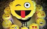 把emoji做成甜品,好好吃的樣子!