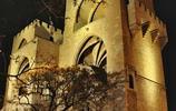 瓦倫西亞聖母廣場之夜