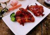 蒜蓉辣醬烤雞翅