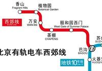 北京與上海的有軌電車都已通車:有望成為全國中量級交通的示範
