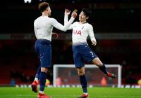 英格蘭聯賽盃:熱刺淘汰阿森納闖入半決賽