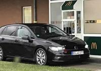 新大眾高爾夫無偽諜照曝光!車重更輕造型更酷,不買福克斯就它了
