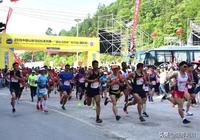 2019中國山地馬拉松利川站閉幕,13國運動員利川奔跑,誰最快?