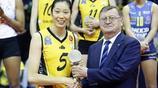 中國姑娘真給力,斬獲歐冠聯賽MVP,率瓦基弗銀行全勝加冕!