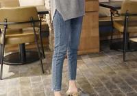 腿粗的女生別亂買褲子,這幾款才是巨顯瘦適合你的牛仔褲