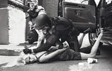 當超級名模遭遇警察暴力執法