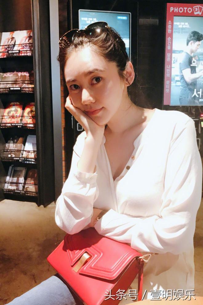 秋瓷炫這些生活照看過之後是否重新定義她的美