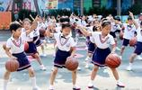 籃球要從小學生練起,未來籃球靠你們了!