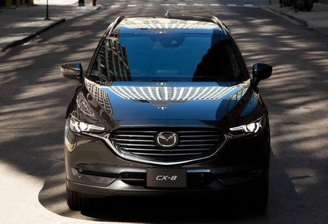 信心滿滿挑戰漢蘭達,首月銷量不過千自打耳光,CX-8為何賣不動?