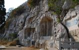 雲門山石窟不但有佛教摩崖 還有釋迦牟尼、陳摶老祖、馬丹陽像