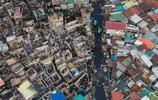 德國攝影師航拍下的菲律賓貧民窟,當地窮人們的生存狀況可見一斑