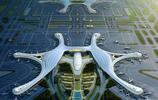 成都成都!成都新機場恍若星球基地!國家級國際航空樞紐呼之欲出