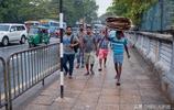 斯里蘭卡首都街頭掠影:一個美麗而平和的國家,現代與古老的結合