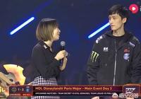 刀塔2巴黎Major,LGD.Ame的賽後採訪引場下爆笑,採訪鬼才再次上線了嗎?