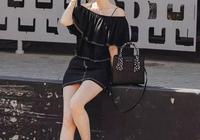 裙子+涼鞋=清涼感100分的夏裝搭配,美炸了,時髦人都在穿