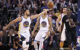 籃球——NBA:勇士勝森林狼