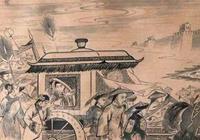 當年慈禧簡裝西逃,連御林軍都沒有帶,為什麼上千里路毫髮無損?
