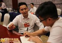"""【聽黨代表談""""新""""】曹翔:形成全社會共同參與精準扶貧的合力"""