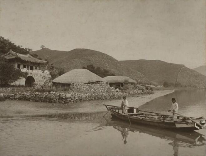10張老照片,展示韓國第3大城市近百年前的樣子